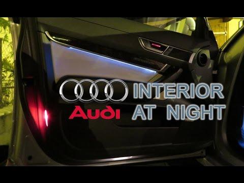 Audi A6 Allroad 42 Fsi C6 4f Interior At Night Night In Depth
