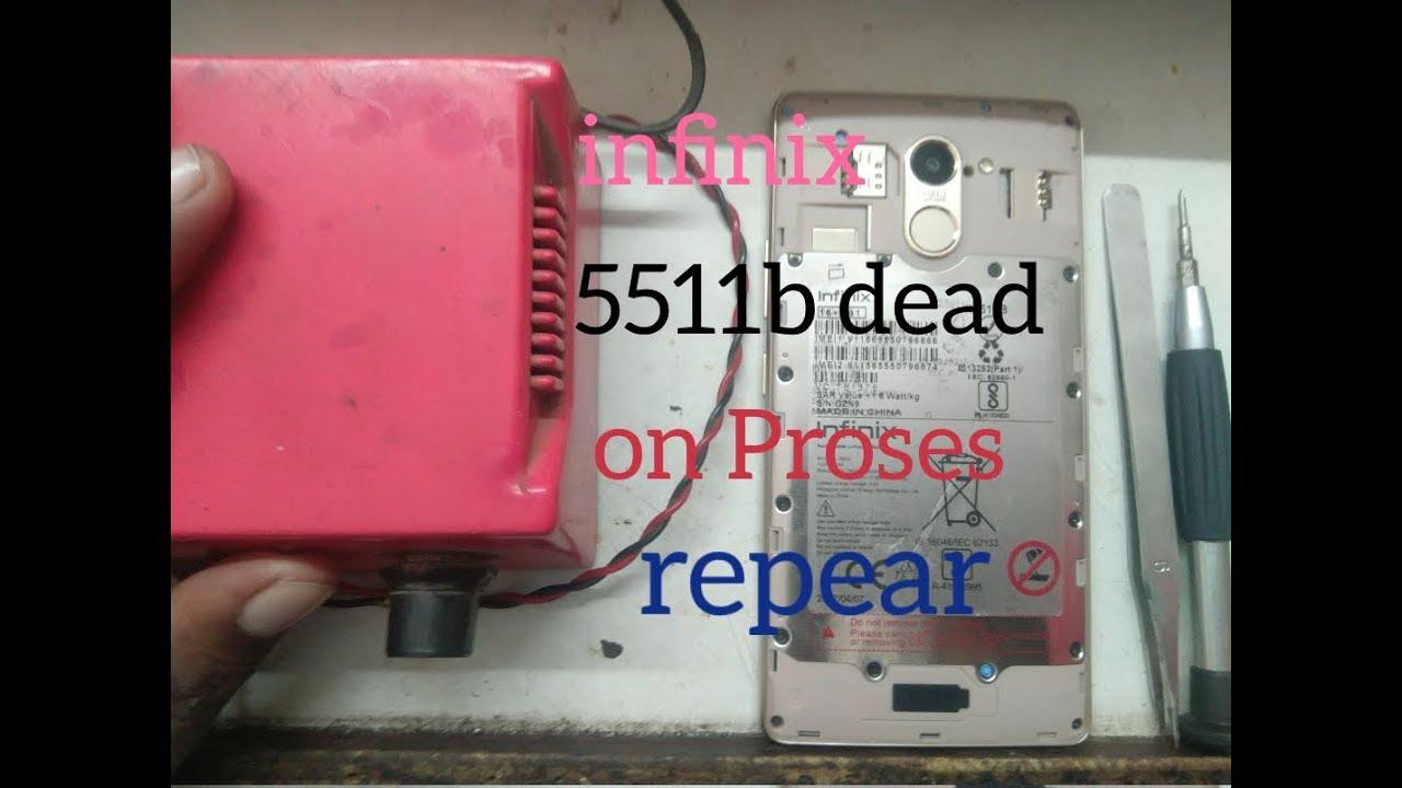 Infinix X572 Dead After Flash