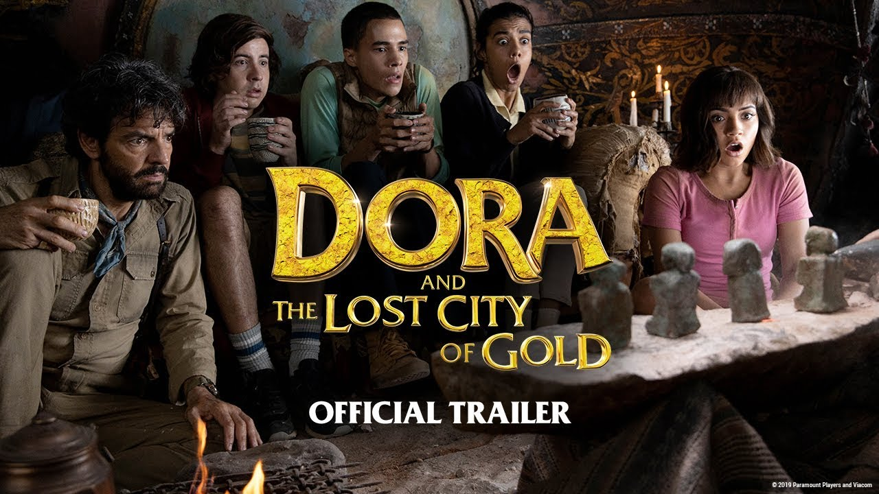Dora and The Lost City of Gold | Official Trailer