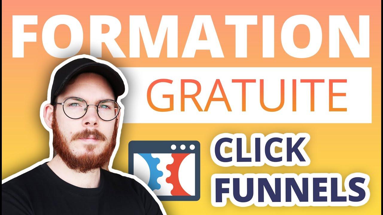Clickfunnels de A à Z: Formation complète pour créer vos tunnels de vente