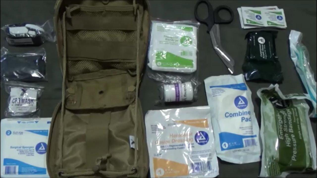 Lightning X Individual First Aid Kit IFAK - Trauma/Hemorrhage Control Kit  Review