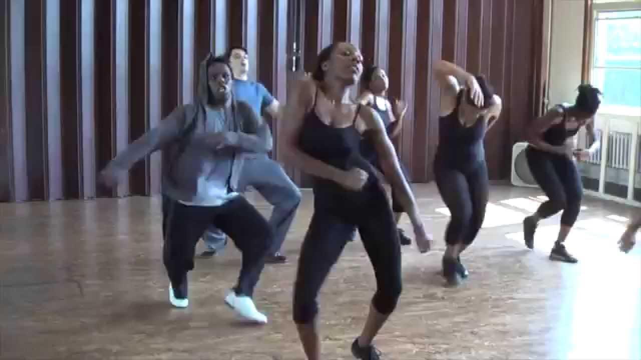Origins of Hip Hop - MT Afro Hip Hop - New York Dance Festival - Sean McLeod