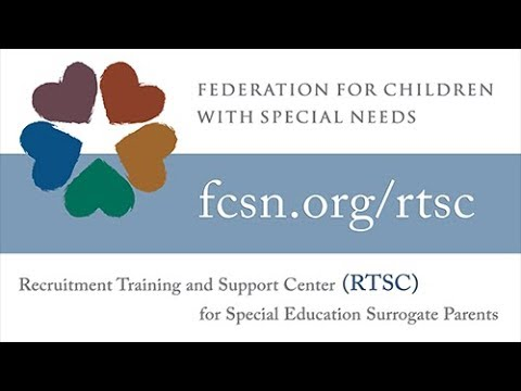 RTSC Presents: Basic Rights in Special Education