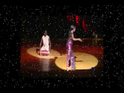 Indian Dance In Senegal - Mere Dholna Sun