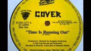 Cover - Time Is Running Out (1996)