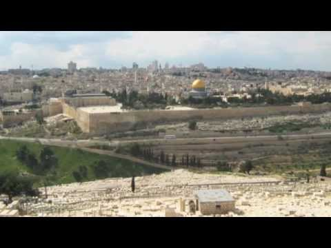The Valley of Jehoshaphat