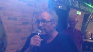 Karaoke en San Miguel de Salinas - Torrevieja - Videoblogg 15/8-2014