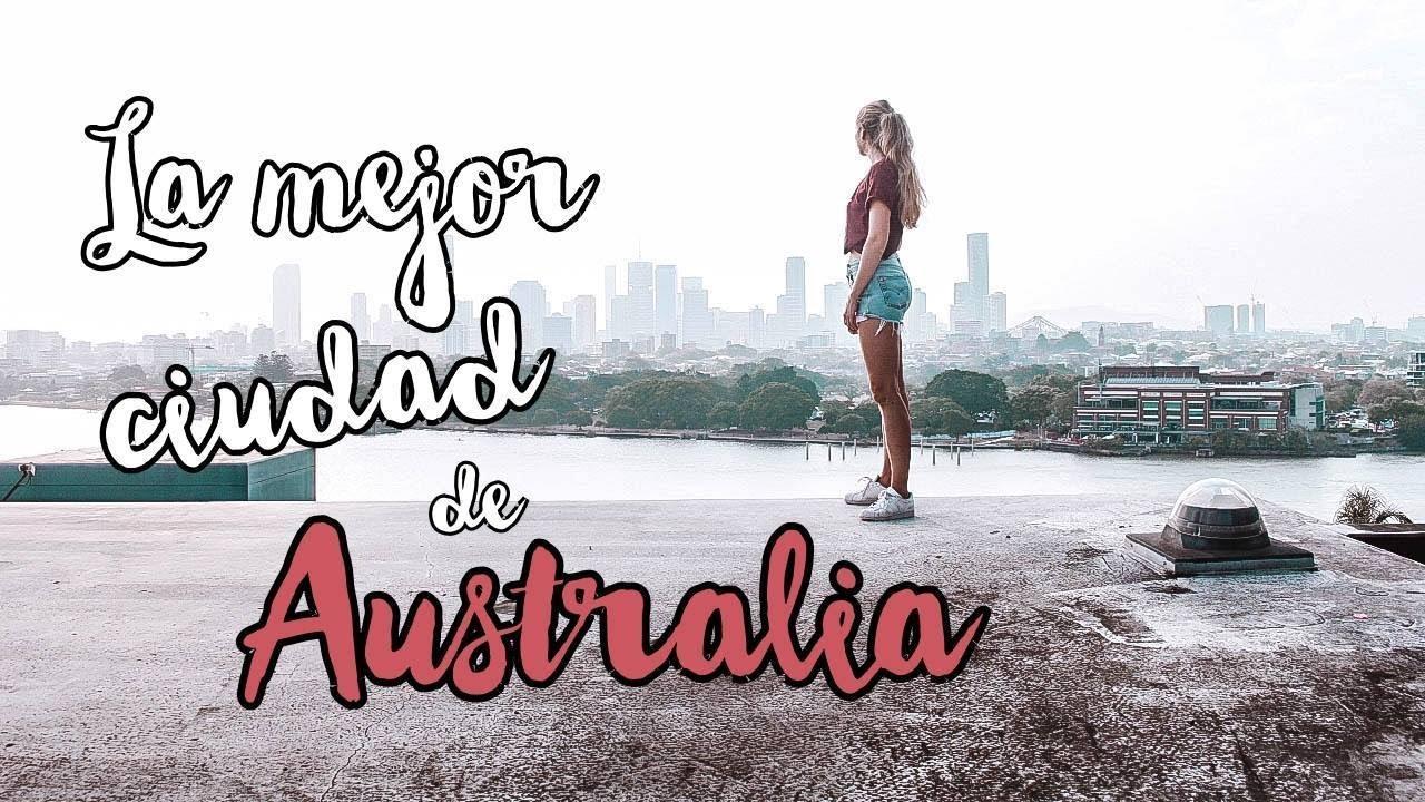 ¡CÓMO ELEGIR CIUDAD EN AUSTRALIA! @MeLlamoAgripina