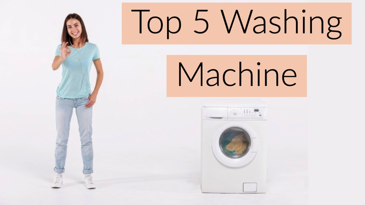 Best Washing Machine to buy under Rs. 15000 in India - YouTube