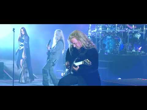Nightwish - Alpenglow.Vehicle of Spirit.Live at Tampere (2015)