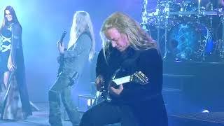 Nightwish - Alpenglow.Vehicle of Spirit.Live at Tampere (2015)
