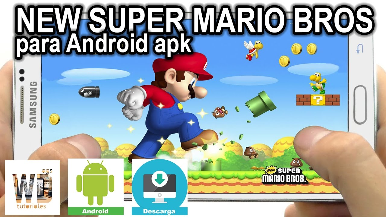 Image result for Super Mario APK