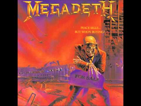 Bad Omen - Megadeth [Original Pressing]
