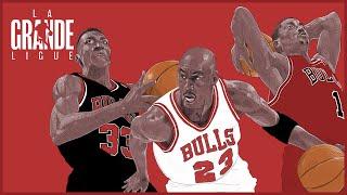 LES CHICAGO BULLS - LA GRANDE LIGUE #3 - L'HISTOIRE DE LA FRANCHISE MYTHIQUE DU GOAT DE LA NBA