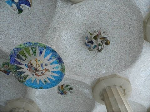 Disabled Guide to Guell Park in Barcelona - Park Güell - Antoni Gaudí