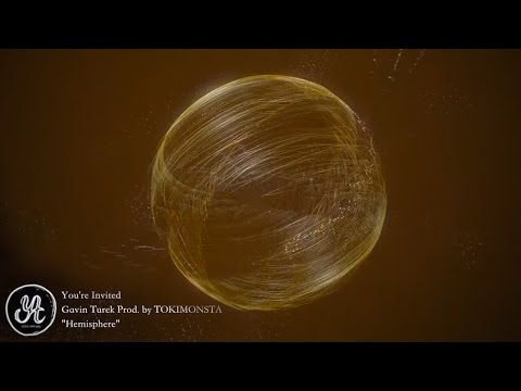 GAVIN TUREK (Prod By TOKiMONSTA) - Hemisphere Visualizer