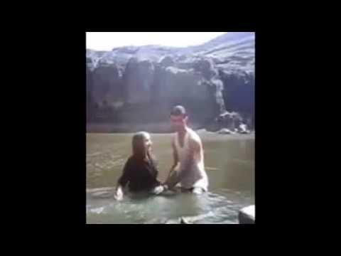 Couple drown in a dam in Yemen 2013 /4/ 12