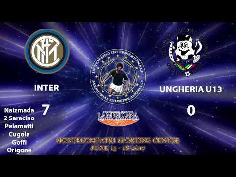 Inter-Ungheria U13