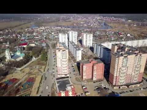 Лосино-Петровский и окрестности, апрель 2018.