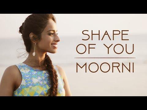 Shape of You / Morni Banke MASHUP| Ed Sheeran | Panjabi MC | Simran Keyz Ft. Sahil Solanki |
