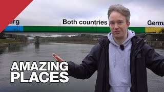 The Bridge That's In Two Countries At The Same Time