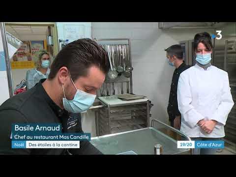 a-mougins-:-un-chef-étoilé-à-la-cantine-pour-le-repas-de-noël