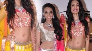 Repeat youtube video Sarah Jane Dias In Low Waist Skirt