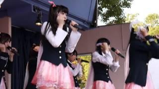 虹のコンキスタドール : トライアングル・ドリーマー @納豆フェスタ 201...