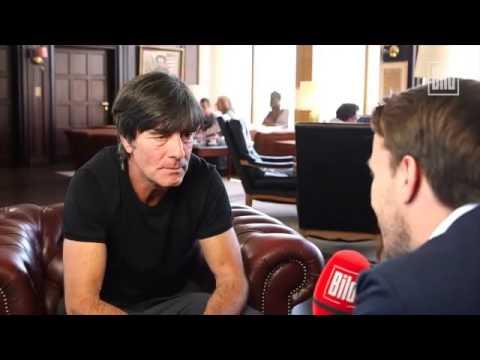 Musik Geständnis des Bundestrainers Das hört Jogi Löw, 18.06.2015