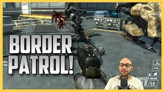 Border Patrol - Juke That Sniper Shot! (Call of Duty Black Ops 2)
