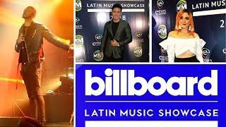 Billboard Latin Music Show Case Colombia - Alfombra roja - Celebridades - Maritza Ariza