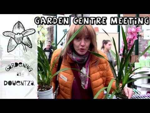 Annual Garden Centre Meeting & Shopping Spree