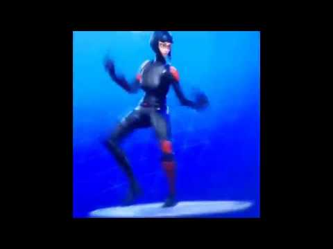 Fortnite Rap to Fresh dance emote