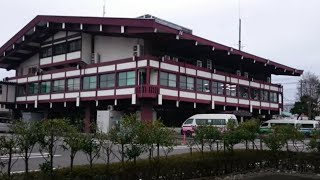 計測日2015年12月23日 栃木県矢板市 矢板市体育館