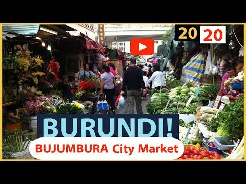 "Bujumbura City Market Burundi | À L'INTÉRIEUR DU BUJUMBURA CITY MARKET, DIT LE MARCHÉ DE ""SIONI"""
