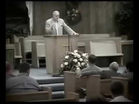 Pastor Charles Lawson  Teaching on Eugenics + Mind Control