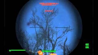 Fallout 4 - 027 - тренинг-площадка нац гвардии 2