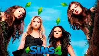 Pretty Little Liars || Sims 4 || Создание персонажа ||
