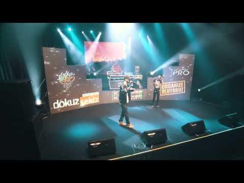 Şam & Xir Gökdeniz - Bu Gece Bitmez (OO3 Fest / Live Performance)