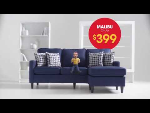 Contemporary Get the Malibu Chofa for only $399 Elegant - Simple Elegant bobs furniture sofa bed Modern