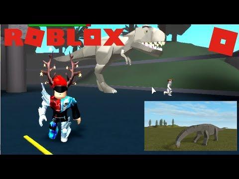 Roblox Dinosaur Hunter - New Hunting Dinosaurs Game! + New Puerta Animations!