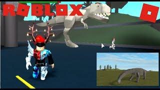 Roblox Dinosaurier Jäger - neue Jagd Dinosaurier Spiel! + Neue Puerta Animationen!
