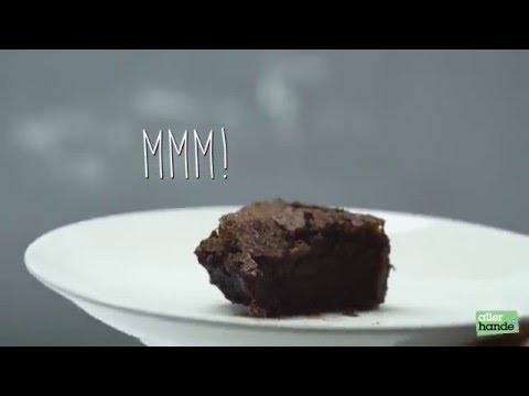 2 ingrediënten brownie - Allerhande