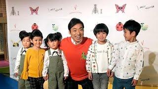 【日経電子版 映像】http://www.nikkei.com/video/ 大の昆虫好きとして知られる俳優の香川照之氏。昆虫のモチーフをあしらった子供服などを発売した。香川氏が設立した新 ...