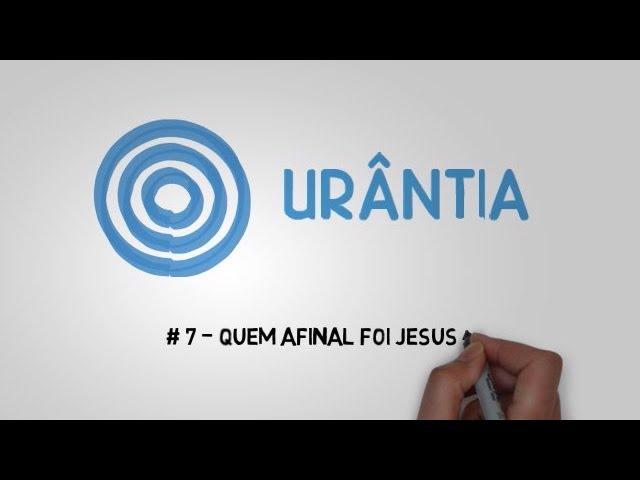 # 7 - Quem afinal foi Jesus?