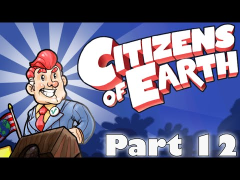 Citizens of Earth (Wii U) - Part 12 - The Buddy System