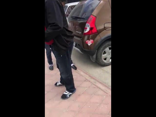 В Новокуйбышевске таксист с ножом напал на мужчину