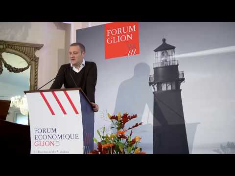 La transformation digitale s'accélère - Laurent Haug au Forum de Glion 2017