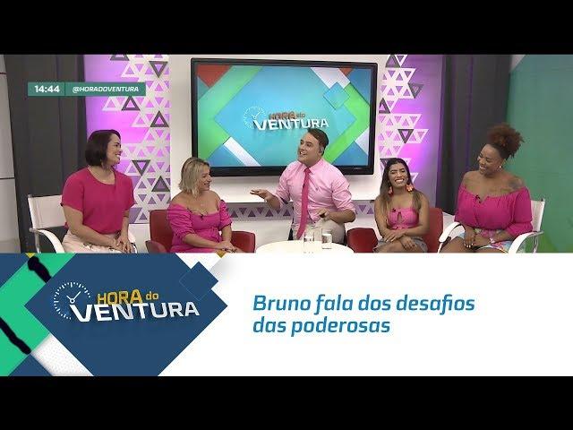 Dia Internacional da Mulher: Bruno fala dos desafios das poderosas - Bloco 02