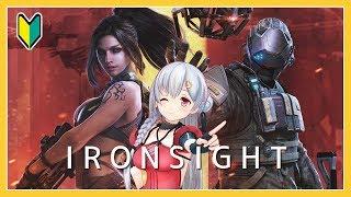 【Ironsight】アイアンサイトにアジア鯖が!!【アイドル部】